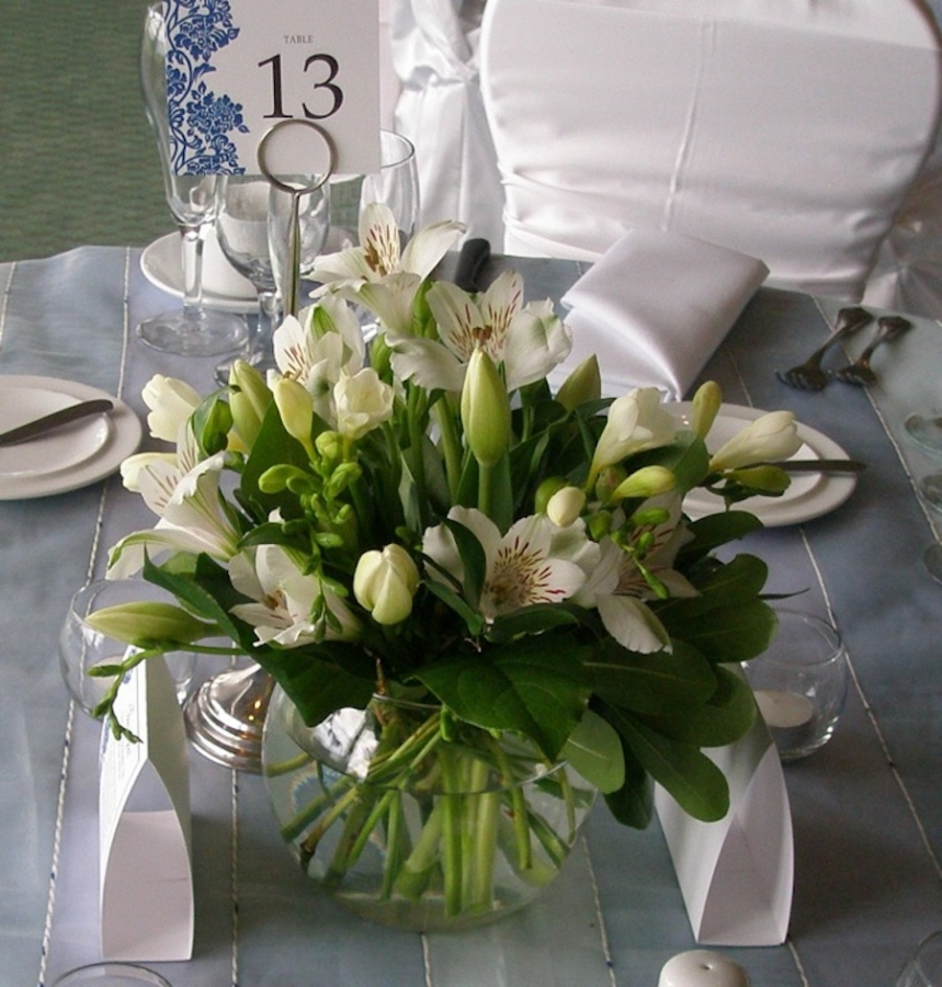 white-centerpiece